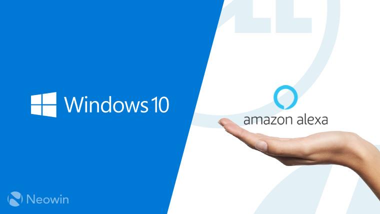 [Vídeo] Primeiro vídeo oficial do Amazon Alexa no Windows 10