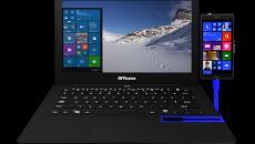 Mirabook: o novo laptop que usa o Continumm do Windows 10 deve chegar aos consumidores em maio