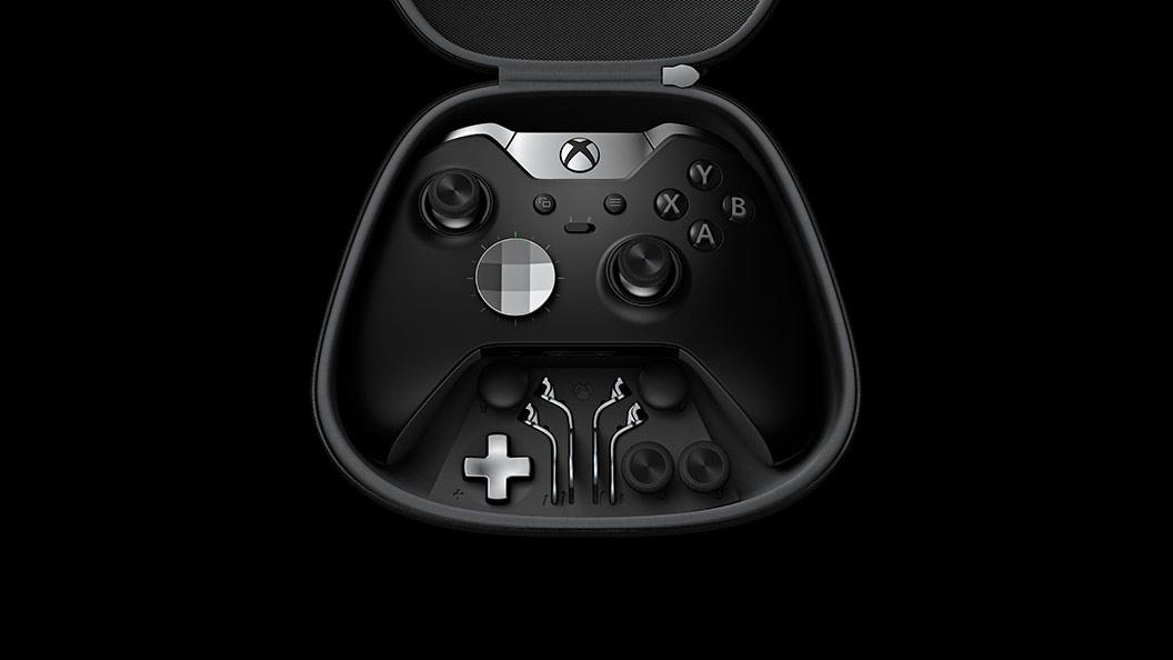O que sabemos até agora sobre a nova versão do controlador Elite do Xbox?