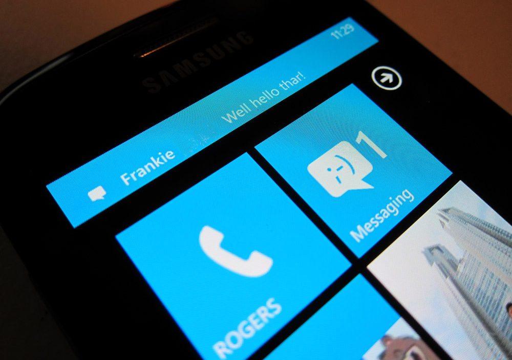 Windows Phone 7.5 e 8.0 deixarão de receber notificações push e mais…