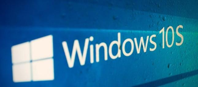"""[Rumor] Windows 10 S pode se tornar um """"modo"""" do Windows"""