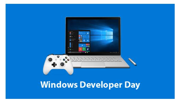 Windows Developer Day será dia 7 de março e podemos assistir online