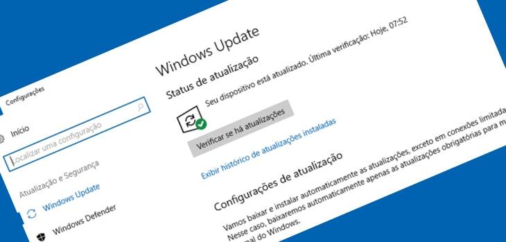 Um problema encontrado de última hora está atrasando a liberação da nova atualização para o Windows 10