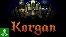 Korgan disponível gratuitamente na Microsoft Store para o Xbox One