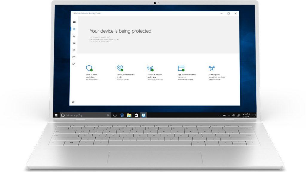 Conheças as principais ferramentas do Windows para se manter seguro