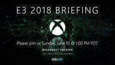 Assista a apresentação da Microsoft na E3 2018 pelo Mixer