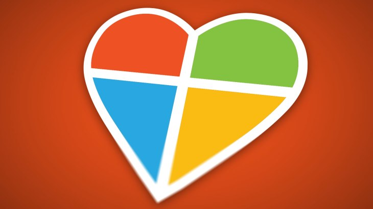 Pesquisa revela que os mais jovens estão amando mais a Microsoft