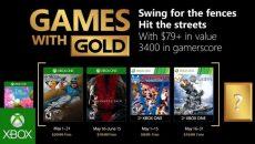 Conheça e baixe os jogos do Game With Gold de maio de 2018