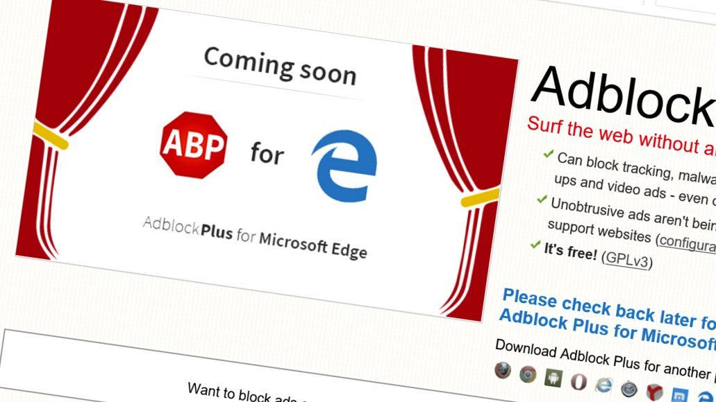 Microsoft Edge para Android agora tem Adblock