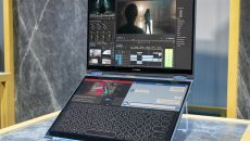 Projeto Precog da ASUS trará Notebook com telas duplas em 2019