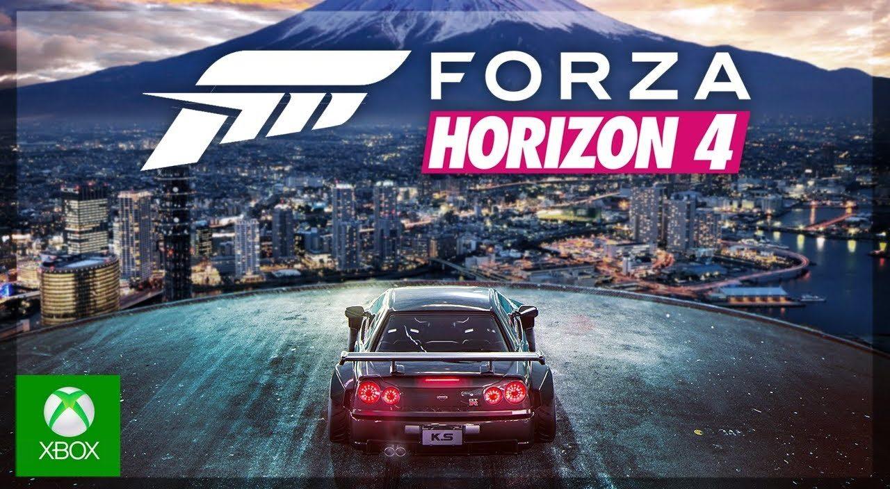 Forza Horizon 4 disponível em pré-venda por um preço razoável