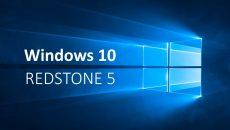 Resumo de todas as novidades que conhecemos do Windows 10 Redstone 5