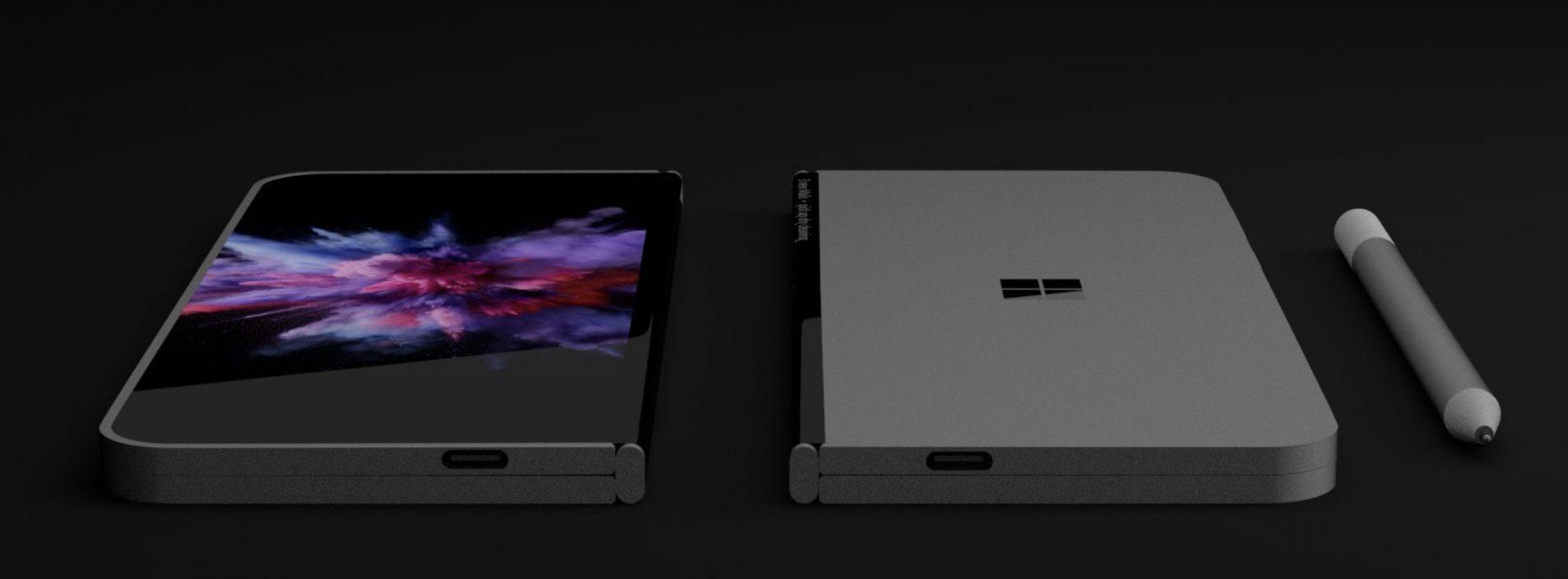 [Rumor] Dispositivo Andromeda da Microsoft pode ser lançado ainda em 2018