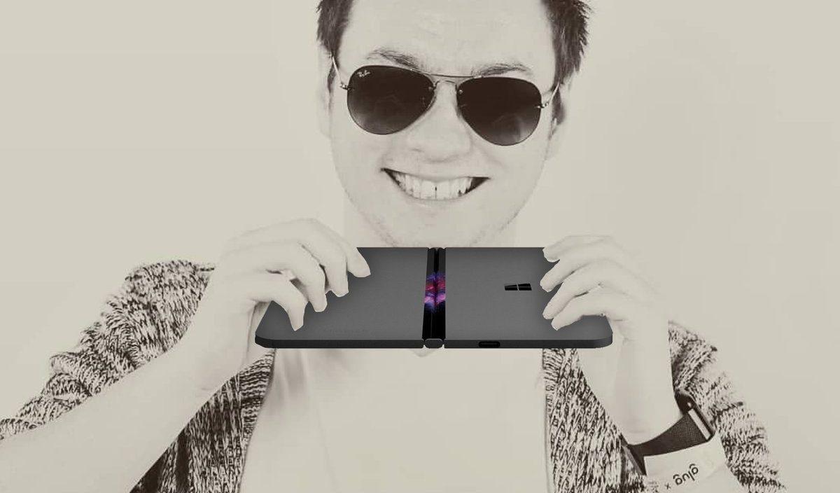 Surface Phone da Microsoft pode vir equipado com o Snapdragon 1000