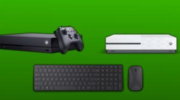 Microsoft e Razer trabalham no suporte de teclado e mouse no Xbox