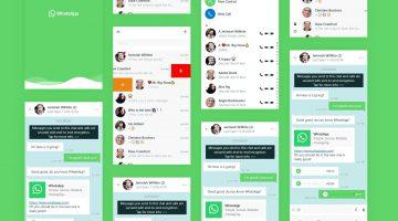 Vazou o novo WhatsApp UWP feito com a ajuda da Microsoft para o Windows 10
