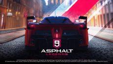 Asphalt 9: Legends da Gameloft disponível na Microsoft Store