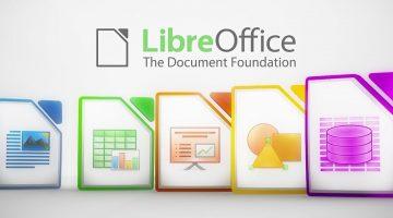 LibreOffice disponível na Microsoft Store