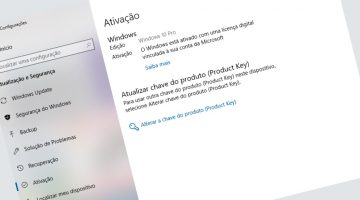 Como transferir uma licença do Windows 10 para outro dispositivo?