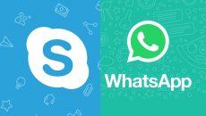 WhatsApp ganha chamadas em grupo e ameaça Skype