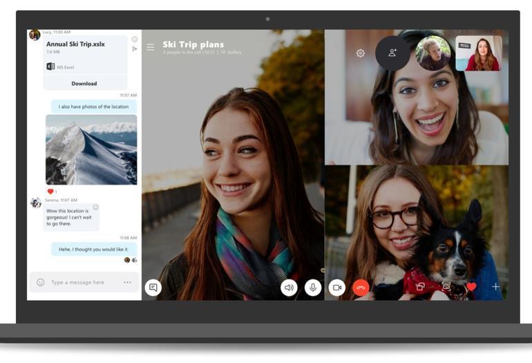 Microsoft encerra o suporte para o Skype 'Classic' após 01 de setembro
