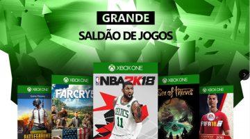 [Promoção] Live Gold por R$ 99 Game Pass mais barato e muito jogos com descontos