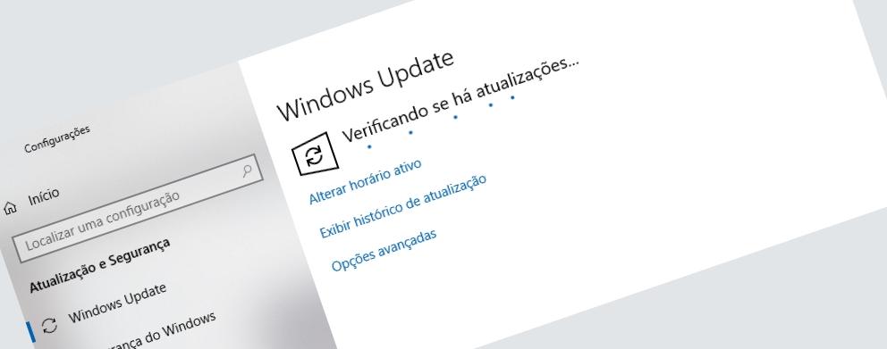 Atualização cumulativa para o Windows 10 traz bugs estranhos