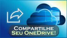 Dica: Compartilhe seu espaço do OneDrive com mais pessoas