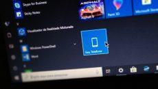 Build 17741 para o Windows 10 tem melhorias para o App Seu Telefone