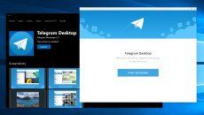 Confira as novidades do Telegram Messenger para Desktop lançadas hoje
