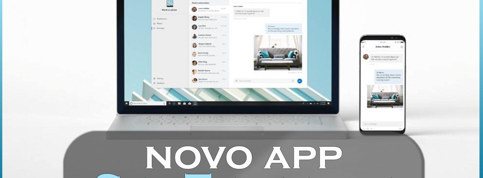 """Microsoft inicia testes do app """"Seu Telefone"""" para integrar Android e IOS ao Windows 10!"""