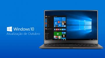 Atualização de Outubro de 2018 do Windows 10 liberada novamente