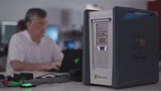 Família Azure Data Box é a solução off-line para transmitir dados para a Nuvem