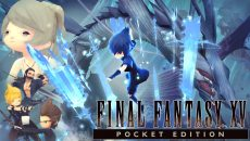 Final Fantasy XV Pocket Edtion já está disponível para o Xbox One