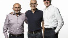 Microsoft, SAP e Adobe anunciam parceria histórica visando gerenciamento de dados
