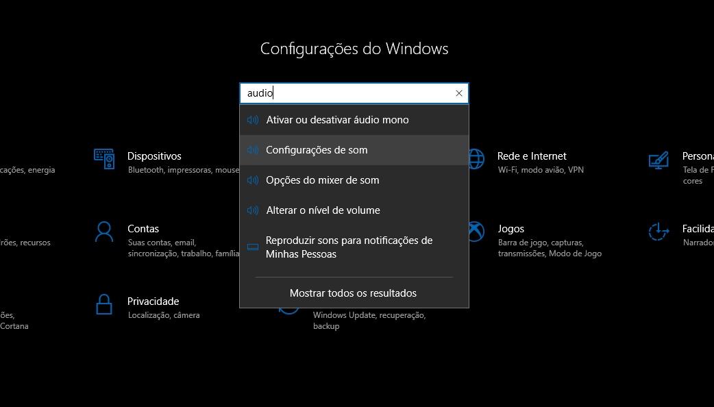 Microsoft libera atualização para corrigir problemas de áudio no Windows 10