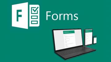 Microsoft Forms agora disponível via Outlook.com para todos