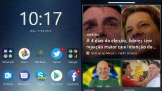Microsoft Launcher 5.0 para Android chega recheada de novidades