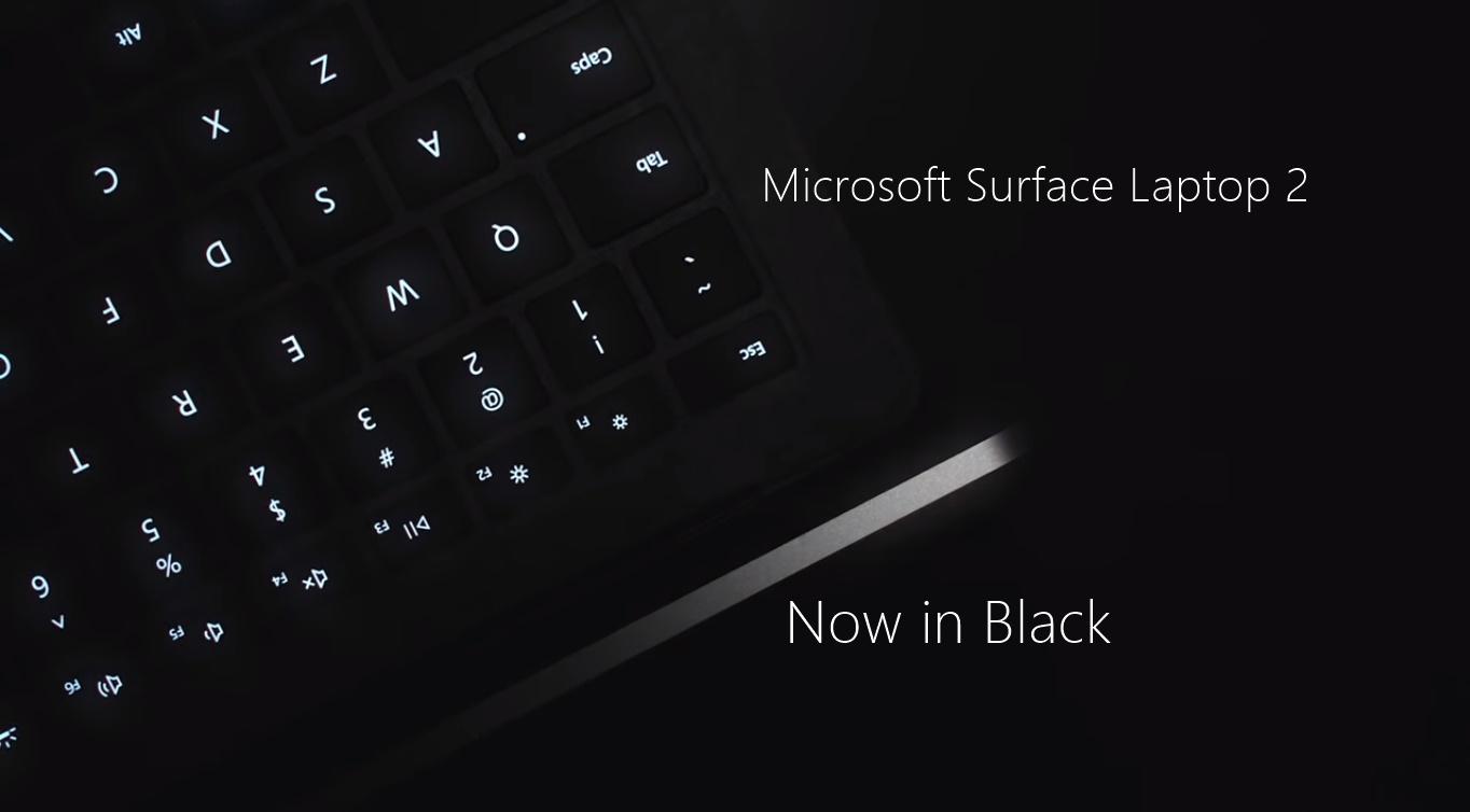 Conheça o novo Surface Laptop 2 com desempenho super otimizado