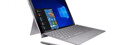 Samsung anuncia rival do Surface Pro com Snapdragon e Windows 10 ARM64