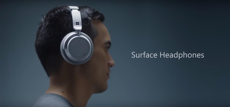 Microsoft anuncia os novos fones de ouvido da linha Surface