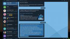 Telegram Messenger para Windows 10 atualizado com várias novidades