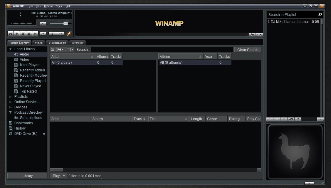 Winamp ganha suporte ao Windows 10 e você já pode baixá-lo
