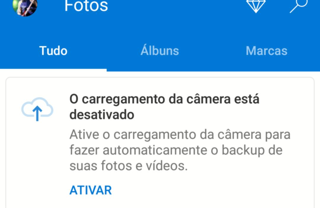 OneDrive para Android ganha upload automático de fotos e mais…