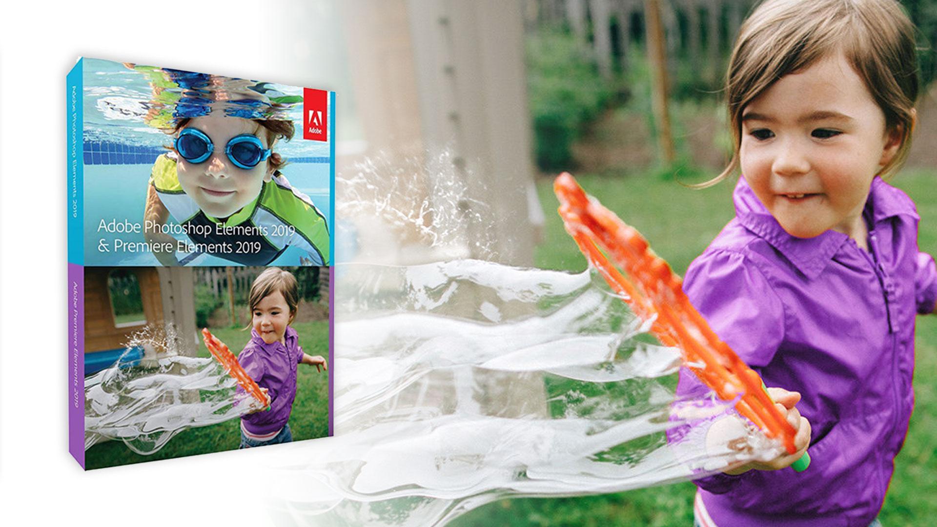 Adobe Photoshop Elements 2019 disponível para o Windows 10