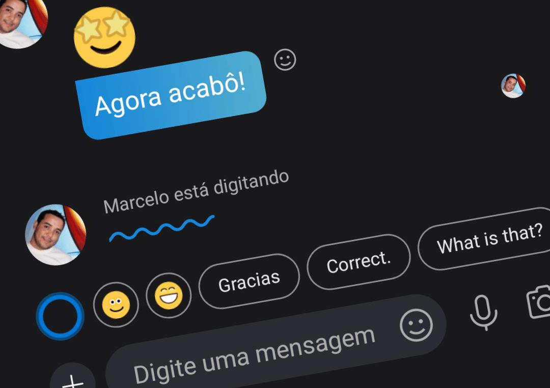 Veja como Cortana pode lhe ajudar dentro do Skype para Android