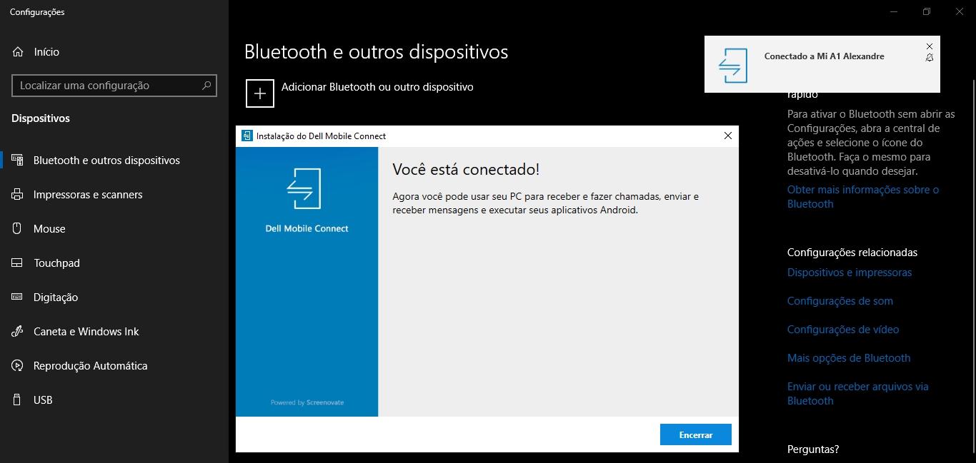 O aplicativo Dell Mobile Connect chega a sua versão 2 0