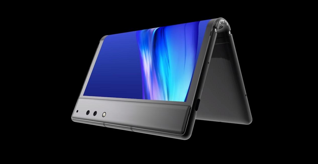 Nem Microsoft Nem Samsung… primeiro telefone dobrável é da Royole