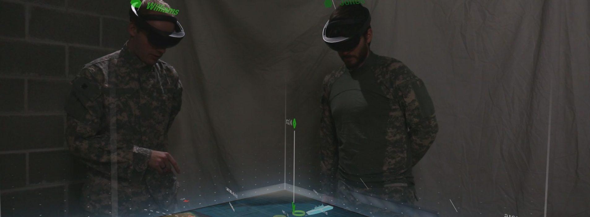 Microsoft fecha contrato com Exército para fornecer 100.000 HoloLens