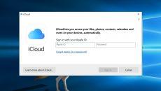 Apple lança versão do iCloud compatível com o Windows 10 build 1809